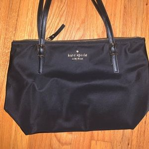 Kate Spade Small Nylon Tote- Basically New